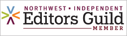 logo for Northwest Independent Editors Guild - member