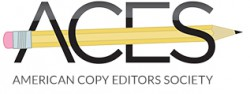 Logo for American Copy Editors Society